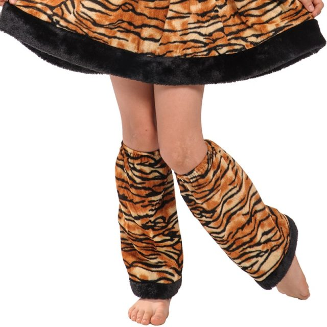 Party Tiger Costume for Girls