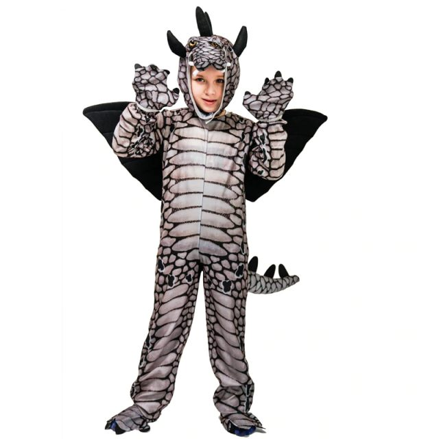 Halloween Dinosaur Costume for Boys