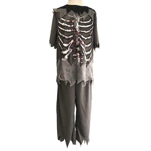 Boy's Zombie Halloween Costume Set