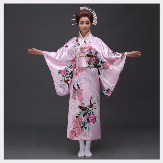 Traditional Women's Kimono