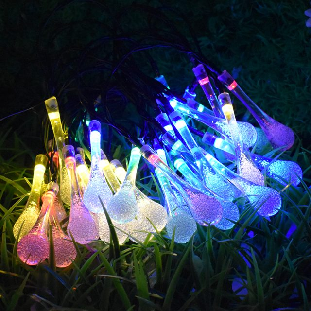 Beautiful String Lights For Outdoor Decoration