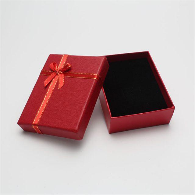 Classic Shiny Jewelry Box