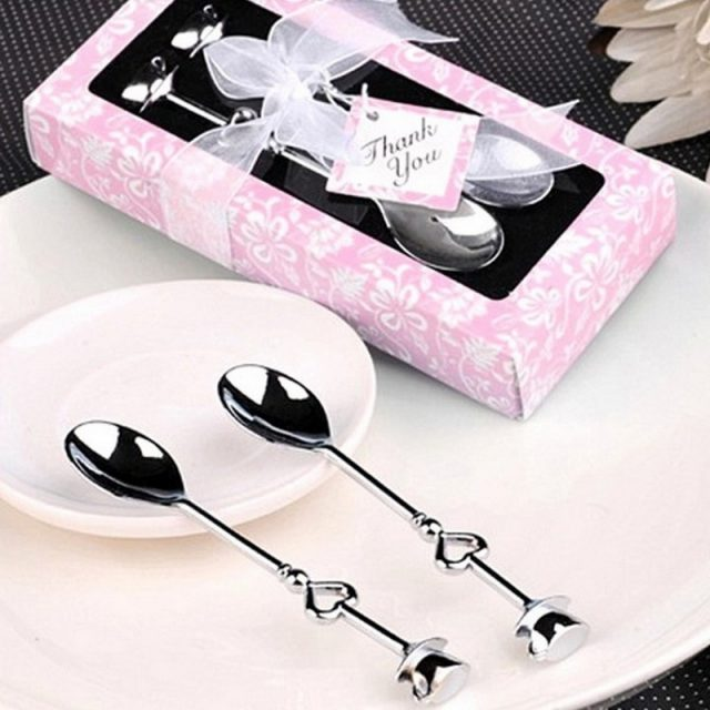 Tea Spoons for Wedding Party Favors