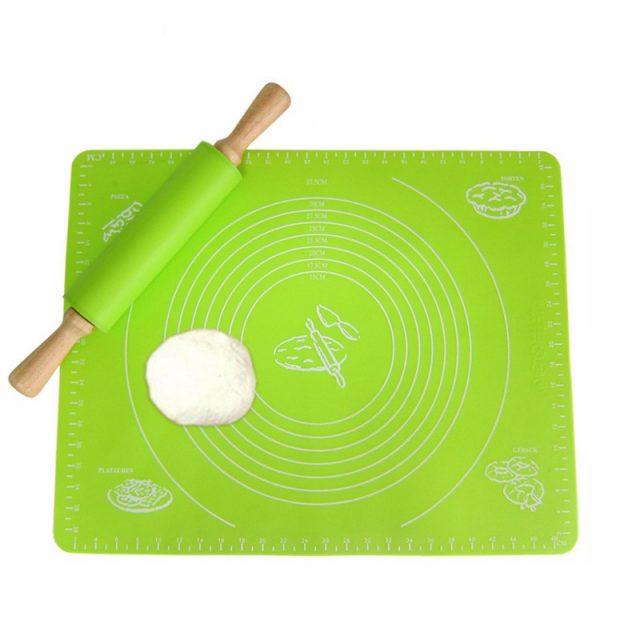 Non Stick Silicone Rolling Dough Pad
