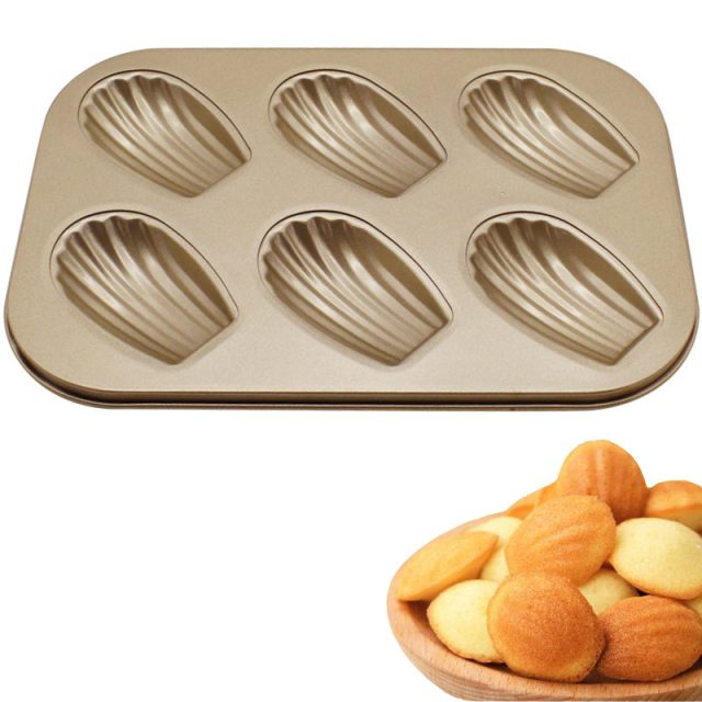 Cute Cartoon Themed Eco-Friendly Stainless Steel Cupcake Molds