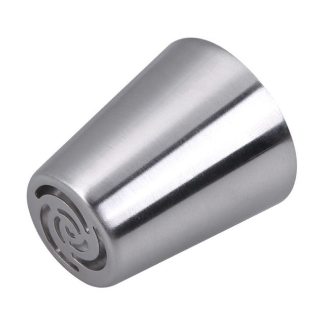 Professional Durable Eco-Friendly Stainless Steel Piping Tip