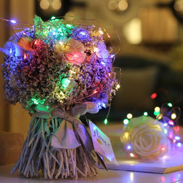 Christmas Waterproof LED Garland